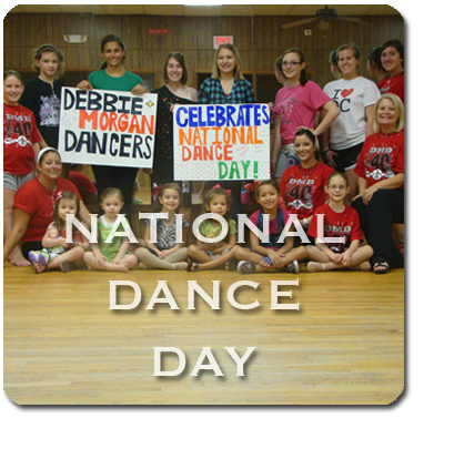 Thumbnail Link to Dance Day Gallery