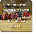 Jr. Jazz Summer Workshop